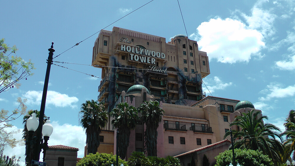 The Secret History of Disney Rides: The Twilight Zone Tower of Terror - California Tower of Terror