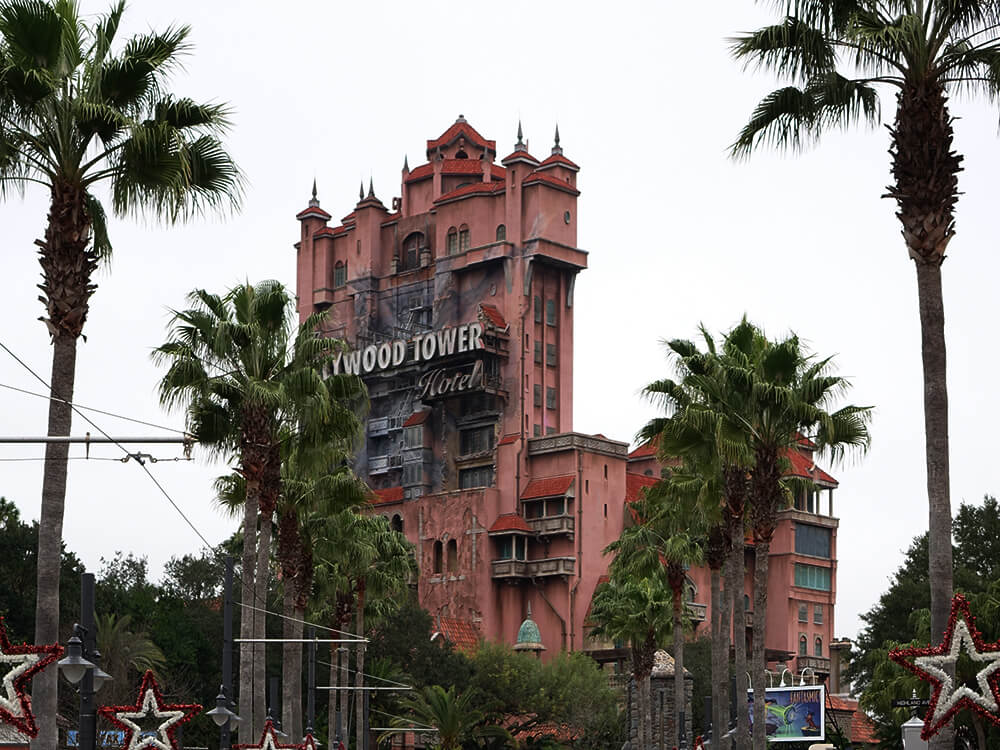 The Secret History of Disney Rides: The Twilight Zone Tower of Terror - The Tower of Terror