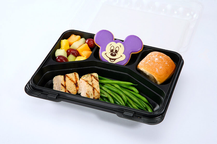 Disneyland Dining Options - Aladdin's Oasis meal on the go