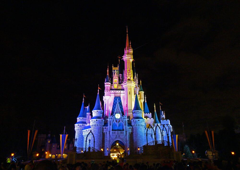 We're Going to Disney - Cinderella Castle
