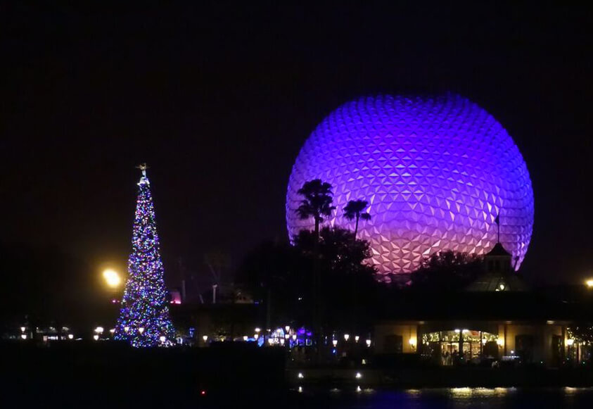 Behold the Sights, Sounds & Tastes of Epcot Holidays Around the World