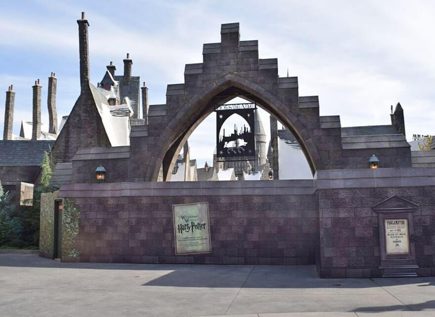 Wizarding World Gets An Opening Date in Hollywood