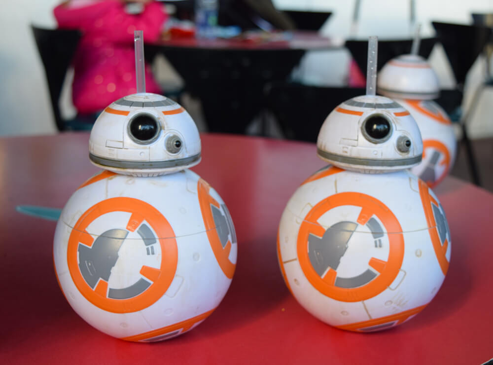 Season of the Force Treats at Disneyland - Sippers