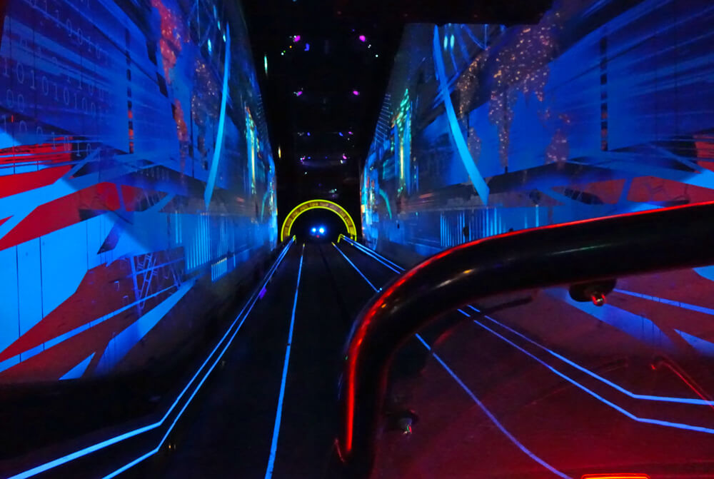 Best Nighttime Disney World Attractions - Test Track