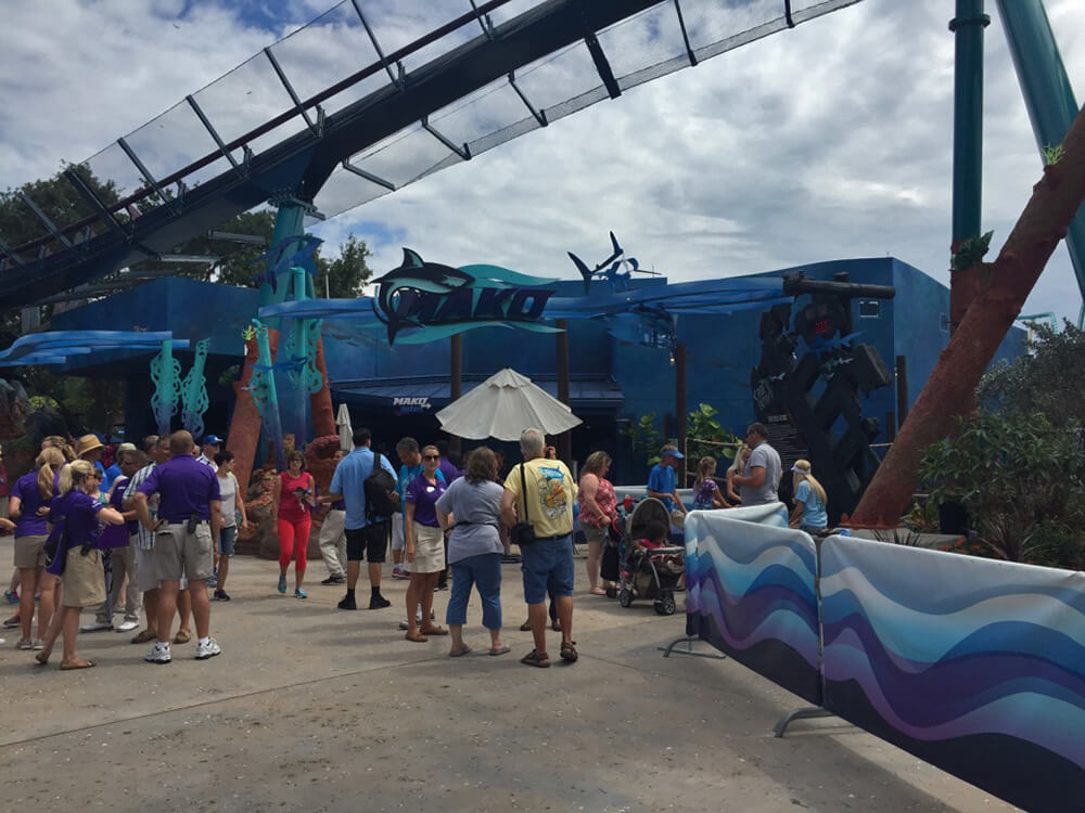 Busch Gardens & SeaWorld Orlando Events in 2017 - Summer of Mako