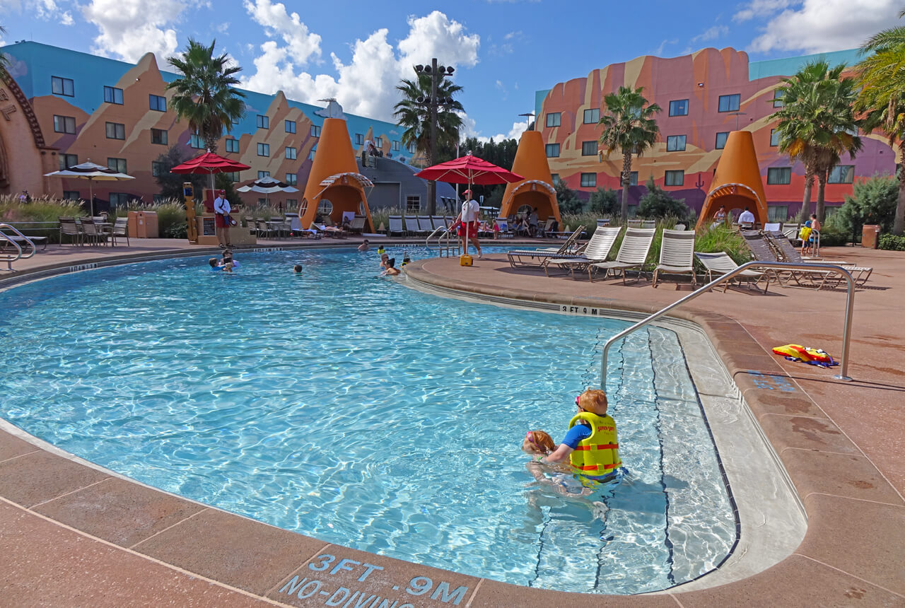 Disney S Art Of Animation Resort Pool Value Hotels