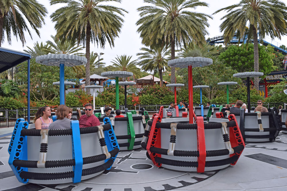 Perfect Day at LEGOLAND California - Bionicle Blaster