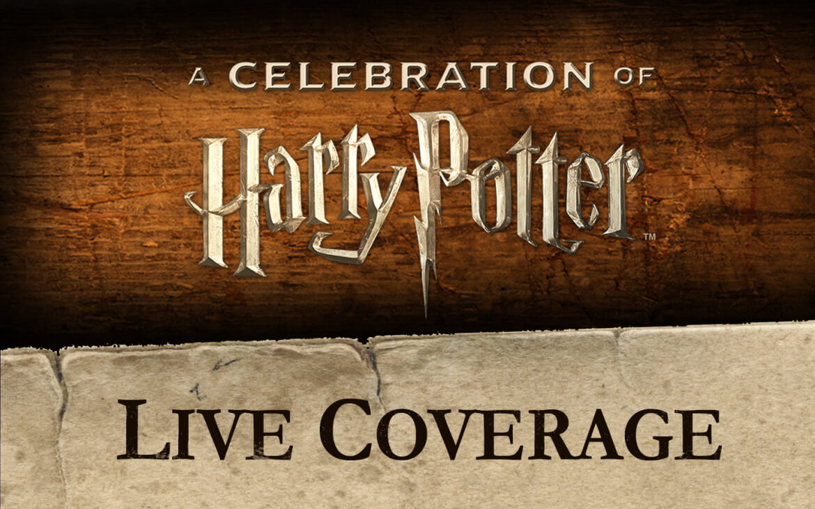 Universal to Live Stream Harry Potter Panels During Celebration