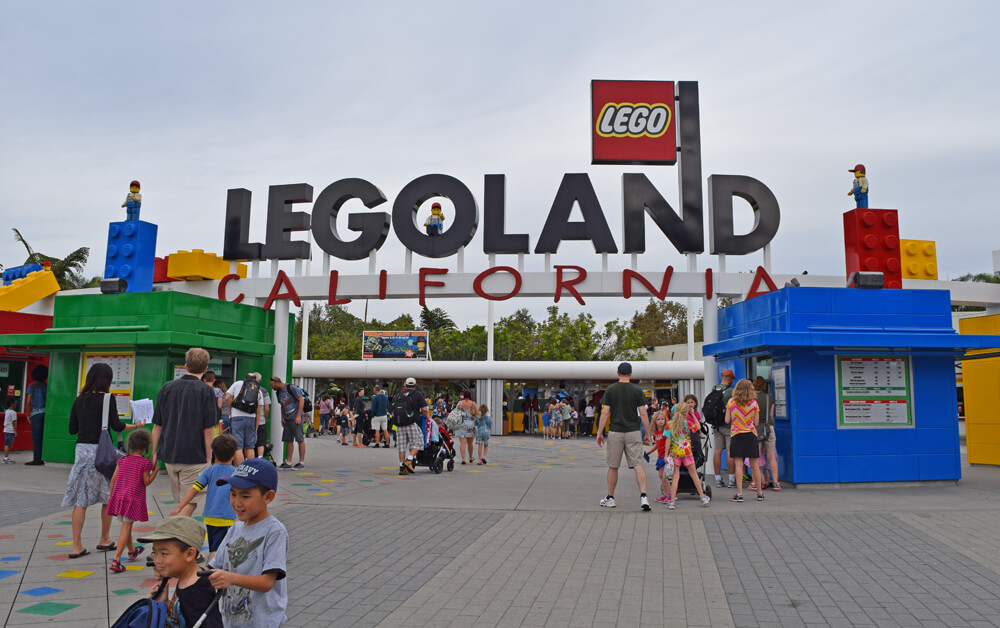 Building a Perfect Day at LEGOLAND California