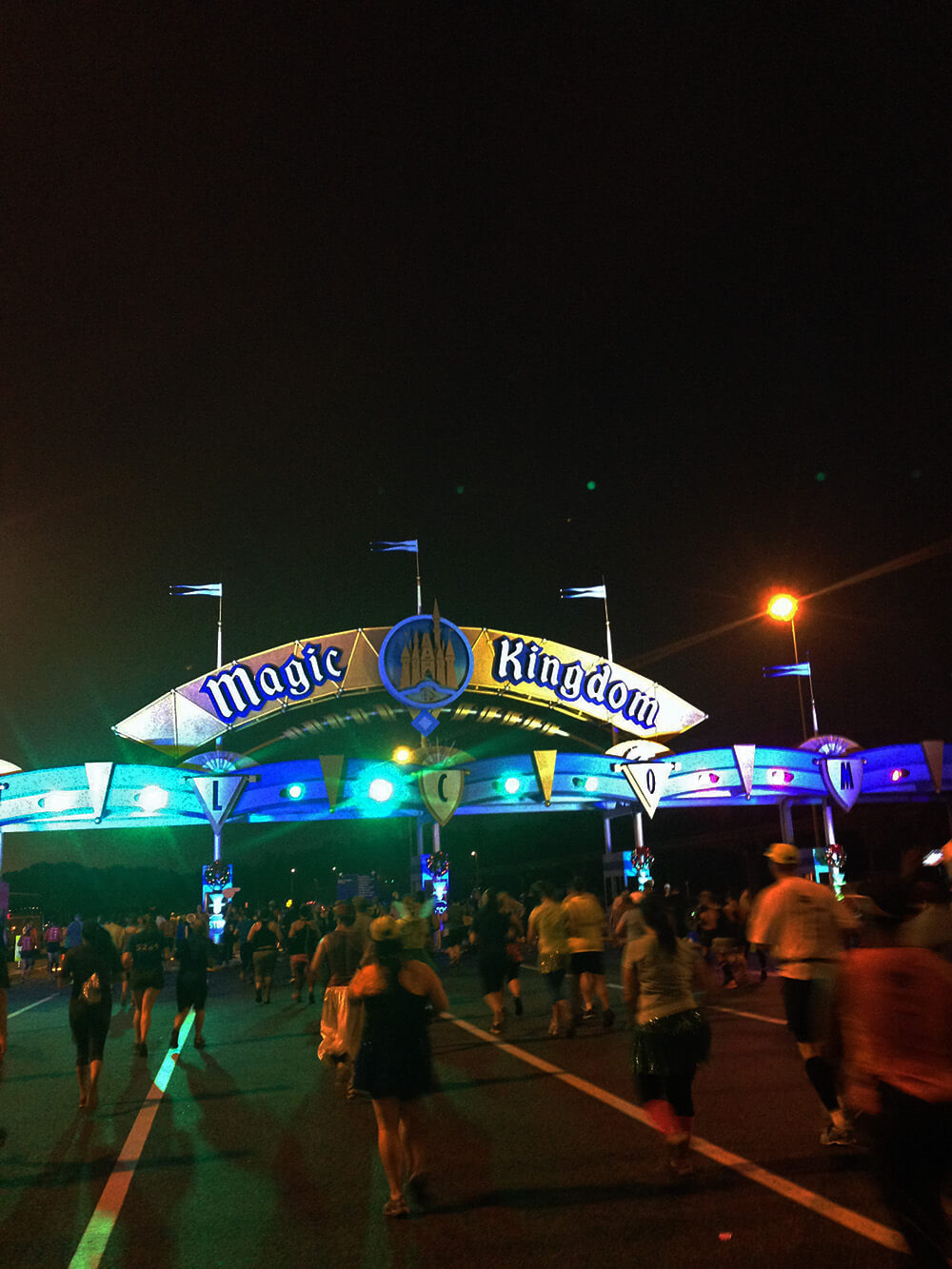 What to Expect at the Disney World Marathon - MK Marathon