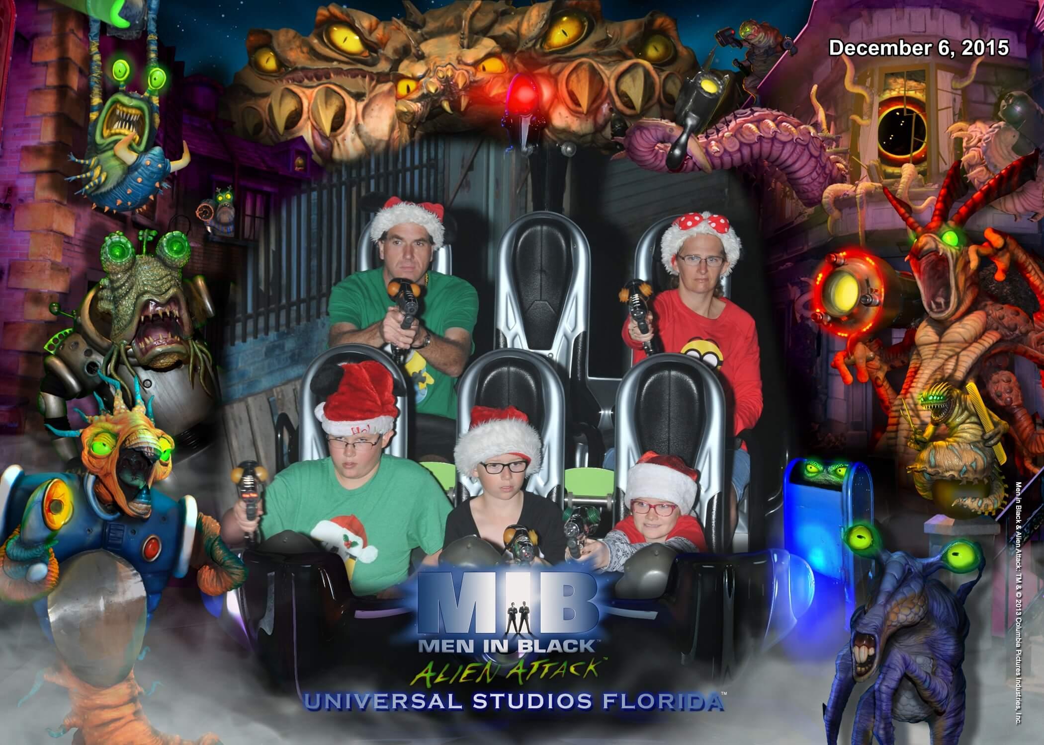 Universal Orlando Photo Connect Star Card