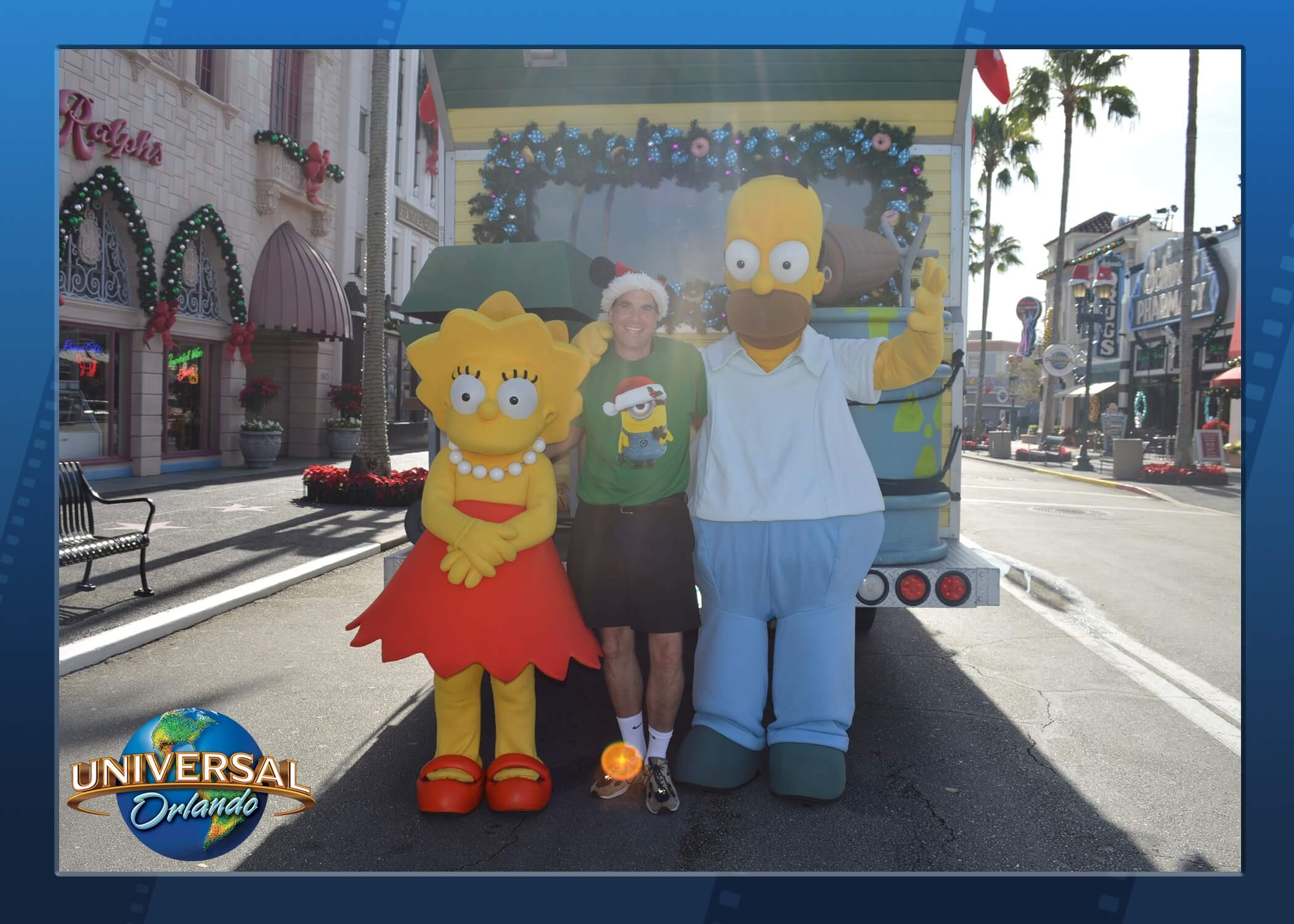Universal Orlando Photo Connect Star Card