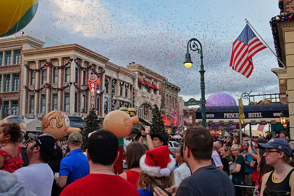 Schedule of Universal Orlando Events in 2019