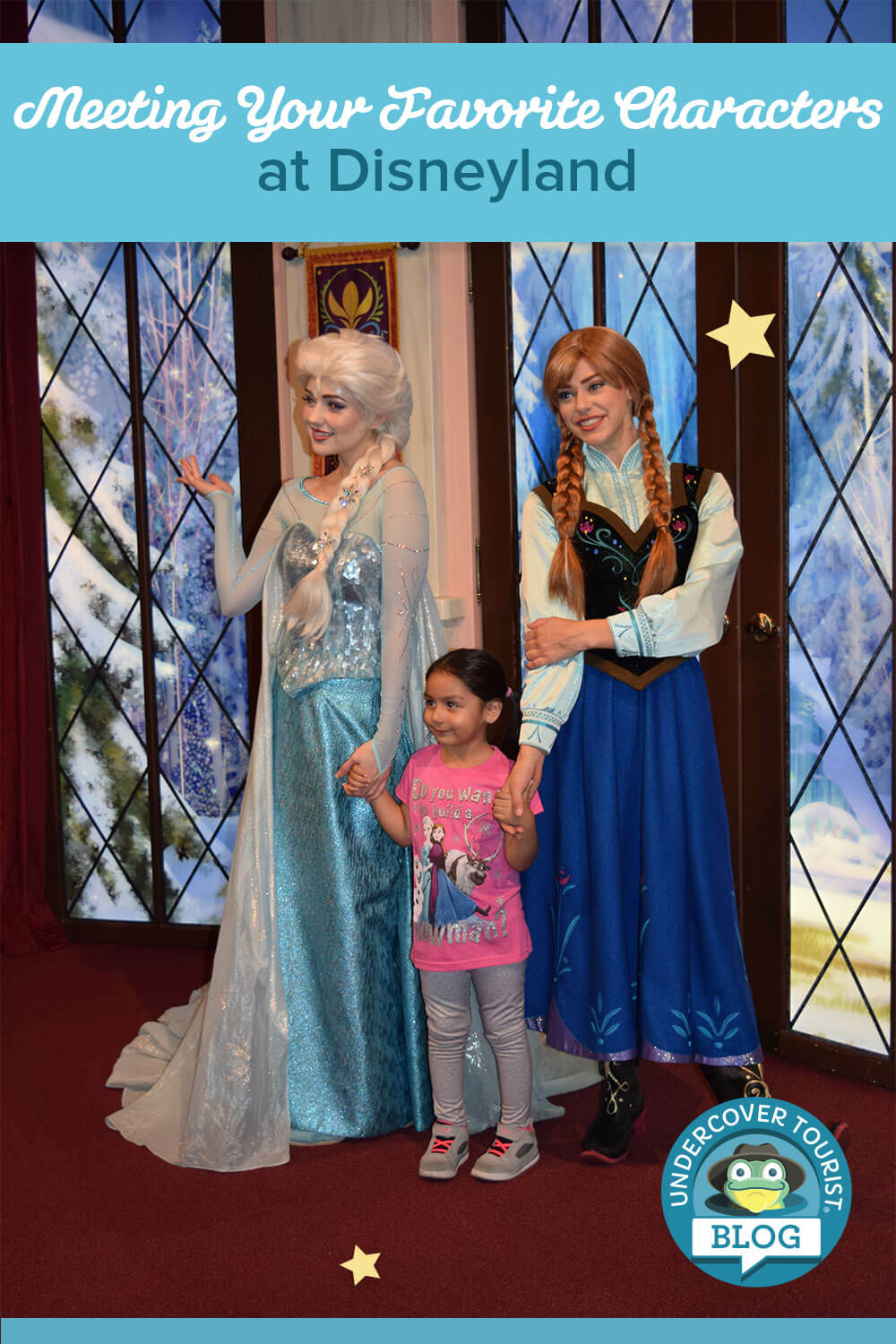 Tips for Meeting Your Favorite Disneyland Characters