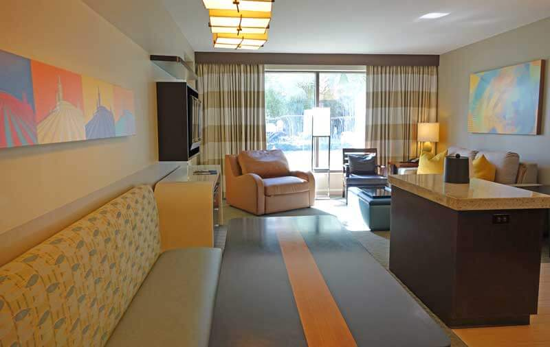 Best Disney World Hotels for Families - Bay Lake Tower