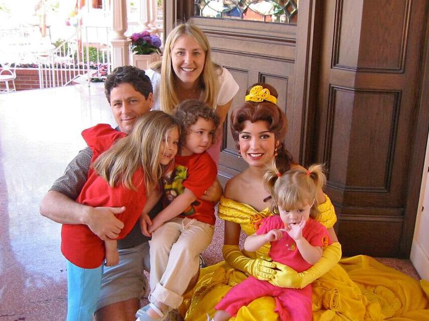 Disneyland Characters - Belle