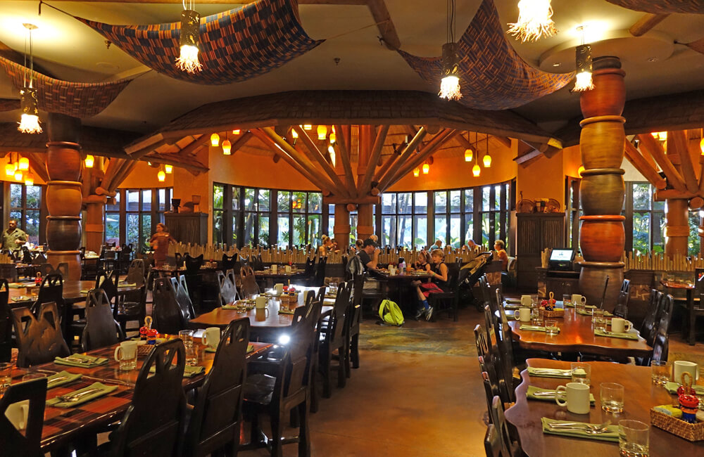 Disney World Dining Reservations - Boma