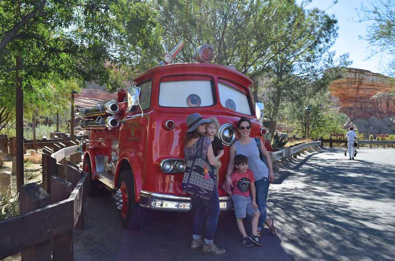 Must- See Cars Land Attractions - Meet-and-greet