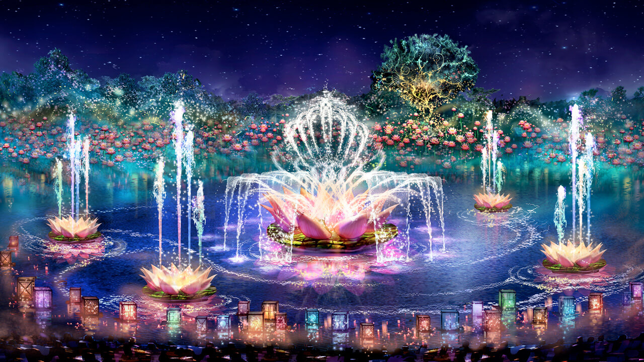 Animal Kingdom's Rivers of Light to Debut April 22