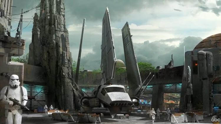 Star Wars - Galaxy's Edge - What's Coming to Disney World and Universal in 2018