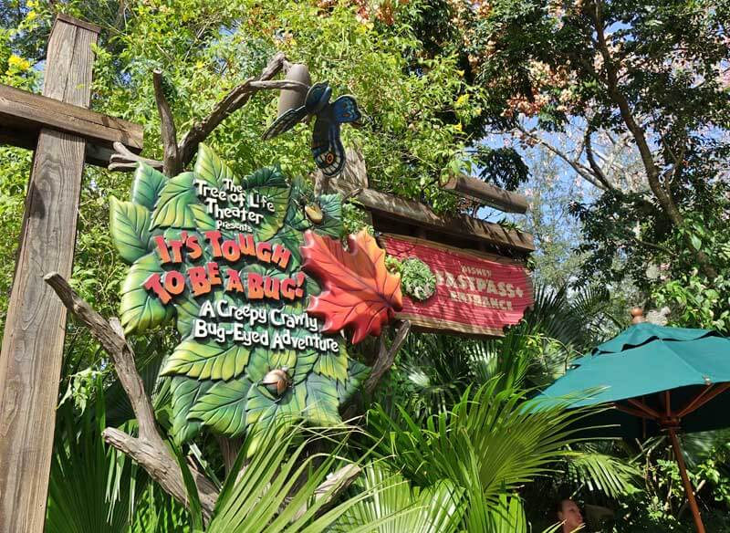 Underappreciated Disney World Attractions - It's Tough to be a Bug