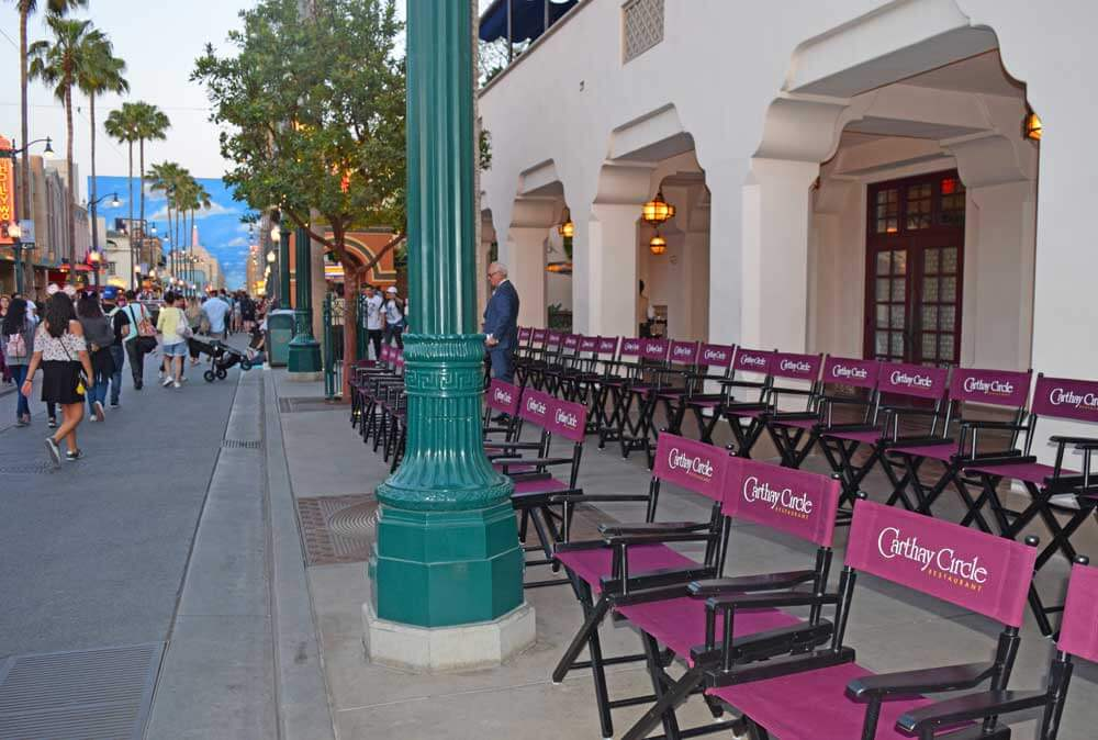 Paint the Night at Disney California Adventure - Carthay Circle Reserved Seating