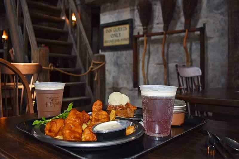Beyond Butterbeer: The Best Food and Drink at the Wizarding World of Harry Potter in Hollywood