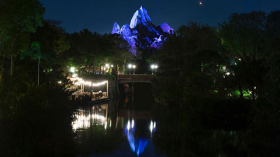 Animal Kingdom Begins Nighttime Hours Memorial Day Weekend