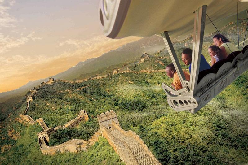 Disney California Adventure's Best Thrills for Teens - Soarin' Over California