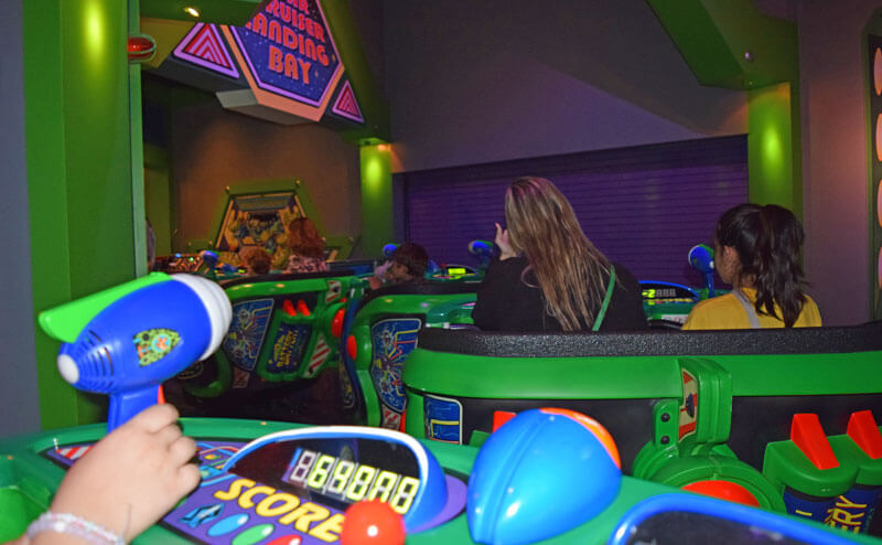 Gamer's Guide to Disneyland - Buzz Lightyear's Astro Blasters