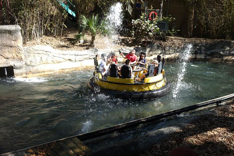 Favorite Orlando Water Rides - Congo River Rapids