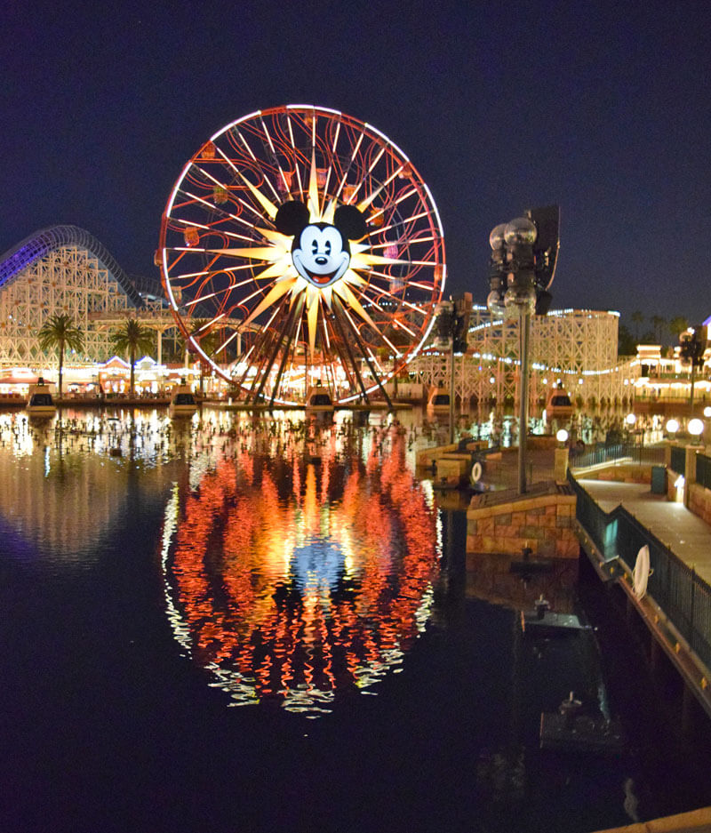 Gamer's Guide to Disneyland - Mickey's Fun Wheel