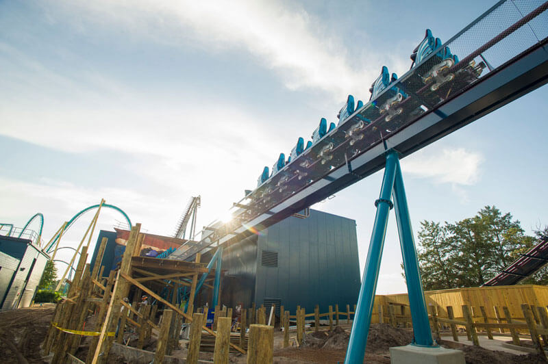 SeaWorld's Mako Promises Plenty of 'Air Time' for Coaster Fans