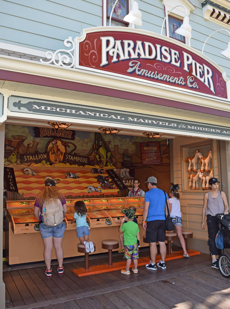 Gamer's Guide to Disneyland - Paradise Pier