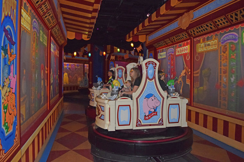 Disneyland Games - Toy Story Mania