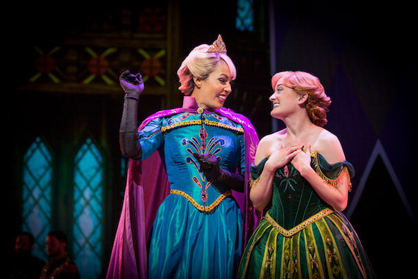 First-Hand Tips on Seeing Frozen Live at the Hyperion