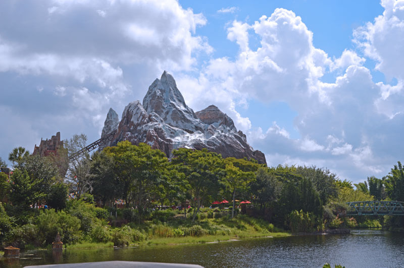 Disney World Withdrawals - Expedition Everest