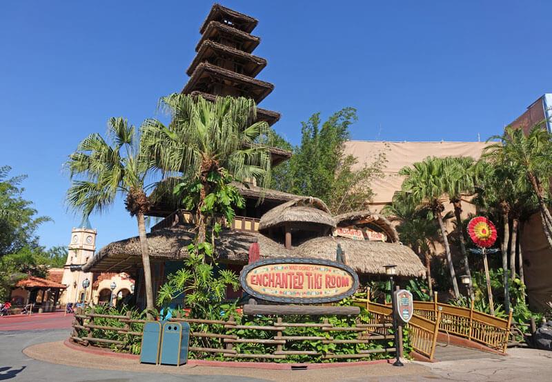 Also New In Disneyland Enchanted Tiki Room