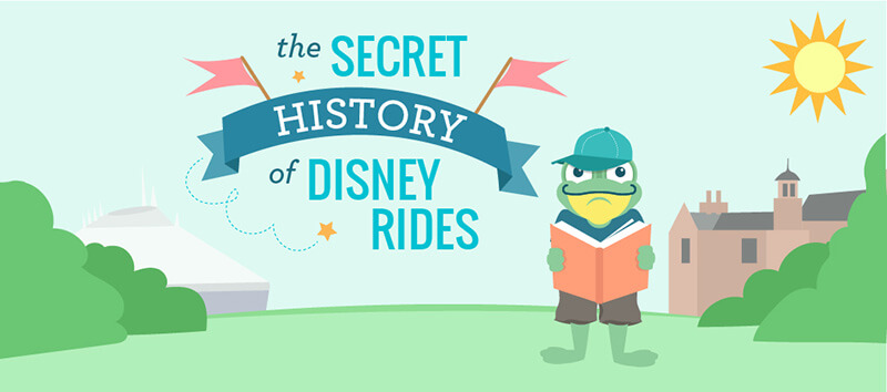 The Secret History of Disney Rides: Buzz Lightyear's Space Ranger Spin - Secret History