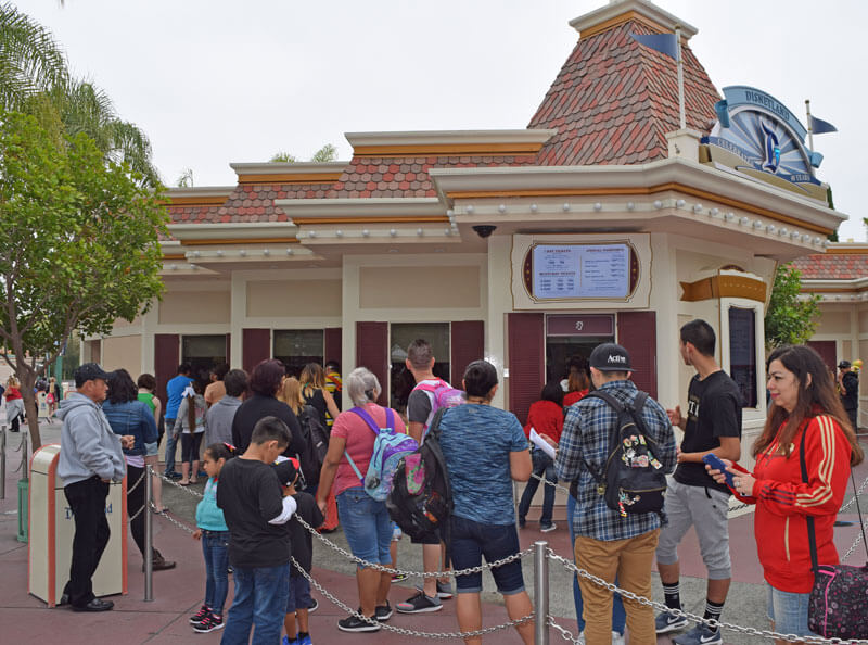 Managing Summer Crowds and Heat at Disneyland - Tickets