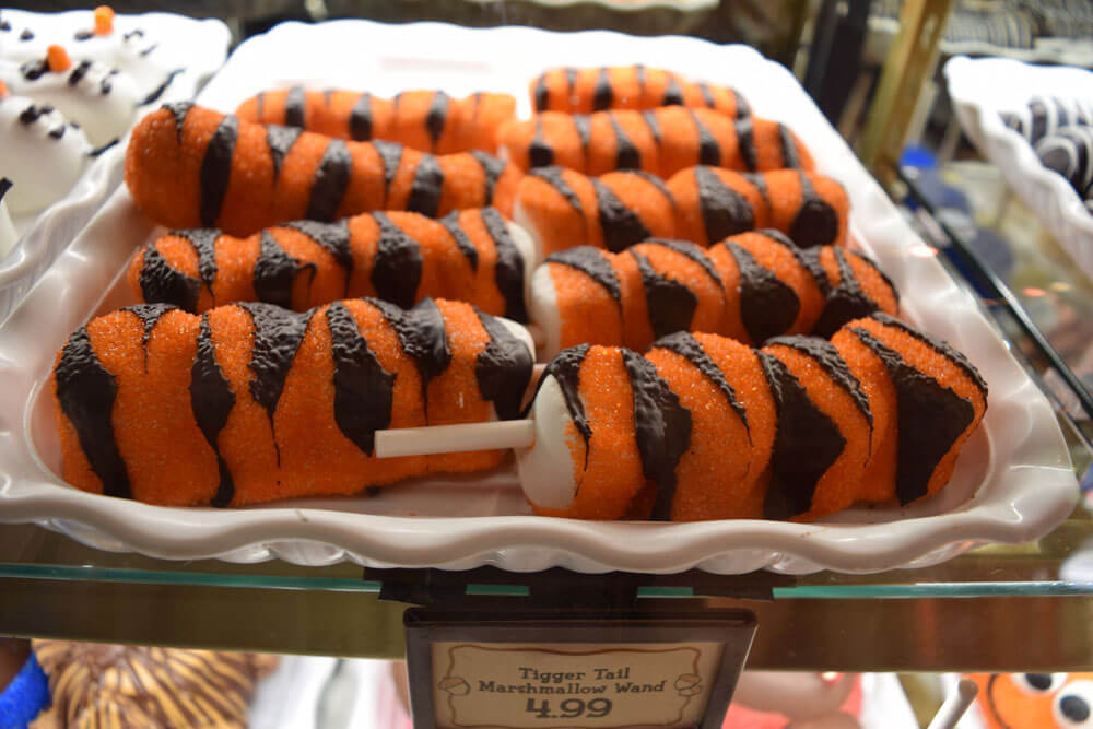 Cheapest Food at Disneyland - Tigger Tails