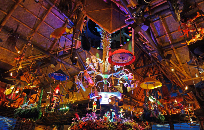 The Secret History of Disney Rides: Enchanted Tiki Room