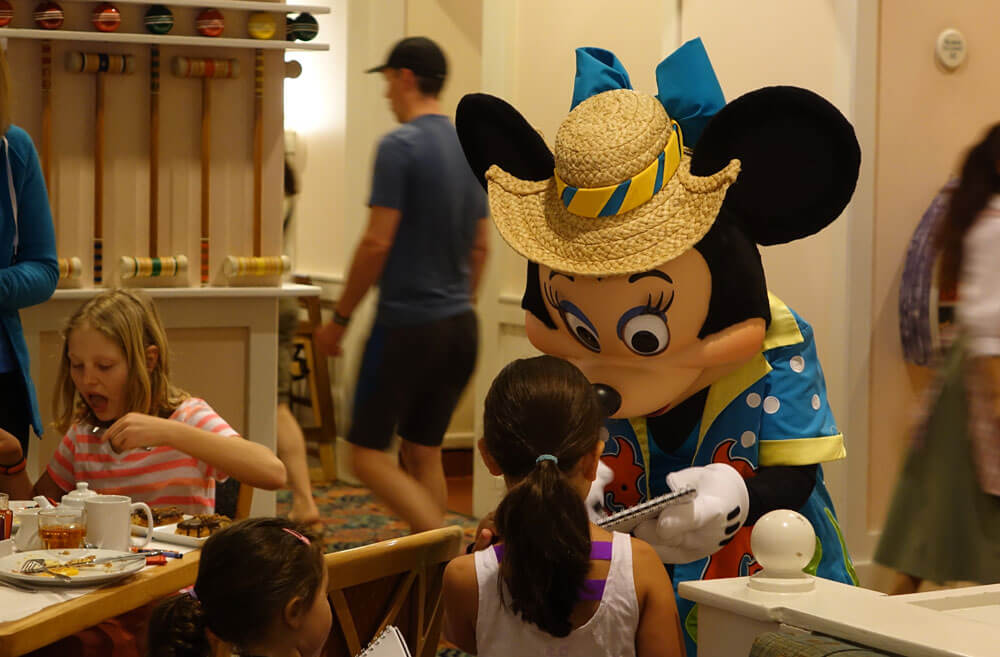 Ranking Disney World's Character Dining Locations