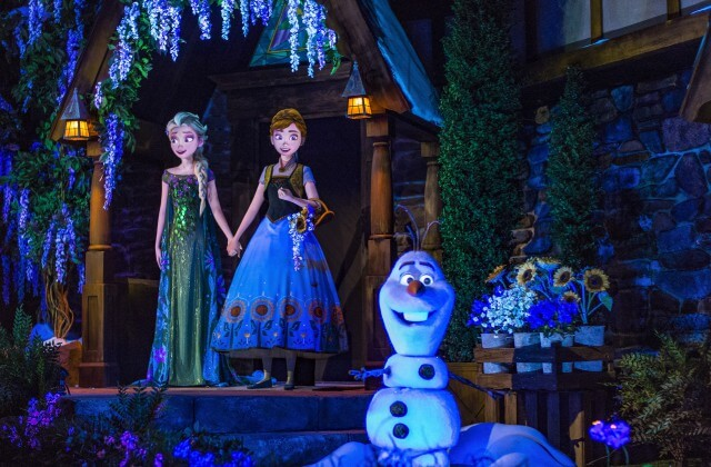 What's Coming to Disney World in 2016 - Frozen Ever After