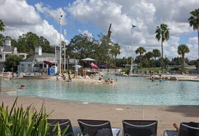 Najlepsze baseny Disney World - Stormalong Bay