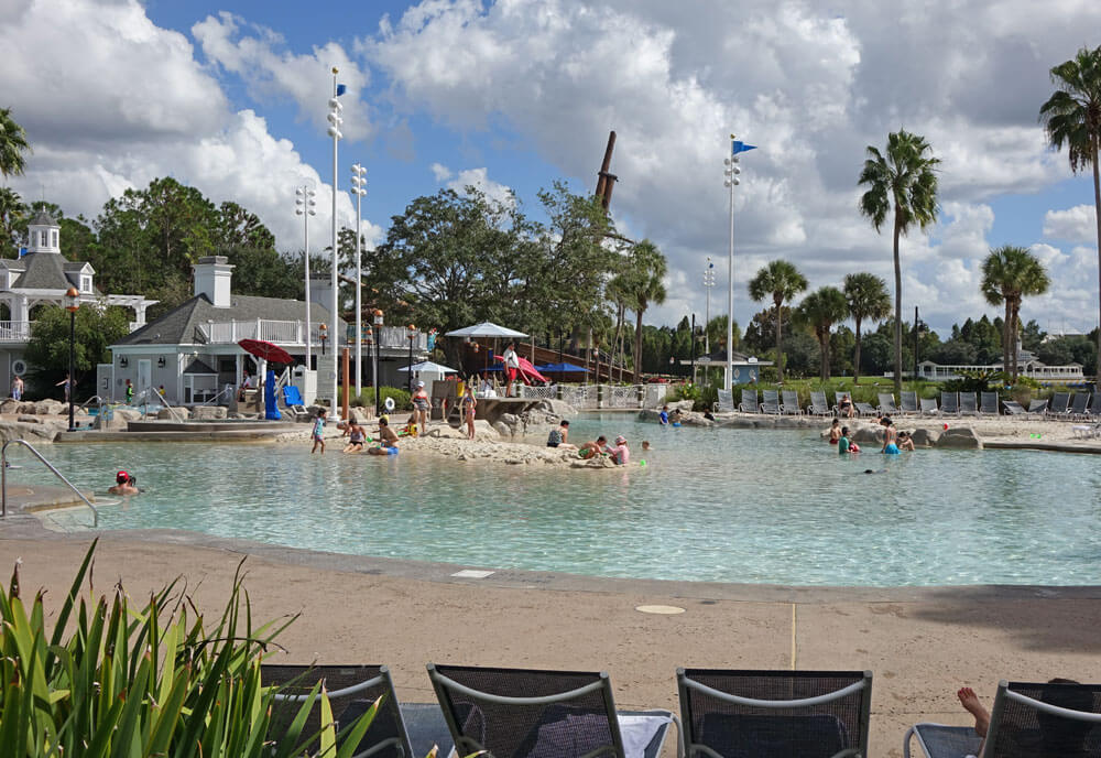 Best Pools at Disney World - Stormalong Bay