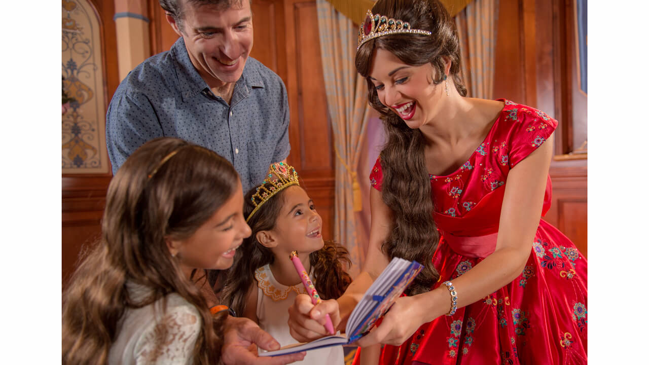 What's Coming to Disney World in 2016 - Princess Elena
