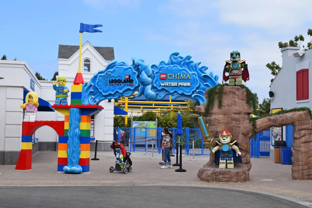 Save on LEGOLAND Water Park & Sea Life Aquarium - Chima