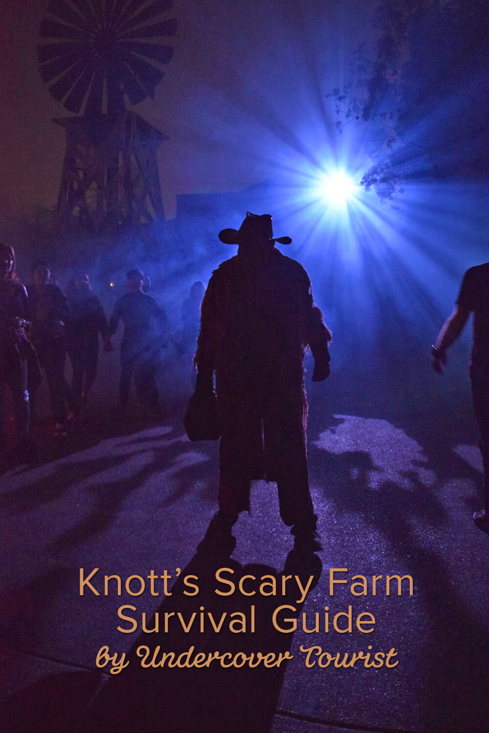 Knott\'s Scary Farm 2018 Survival Guide