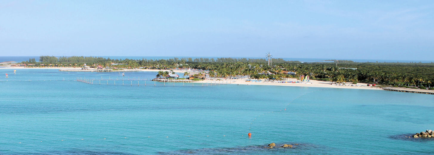 Disney's private island, Castaway Cay, is a destination paradise for Disney Cruises